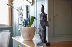 Pallas Athena, Bronze, 43cm H