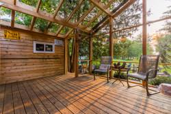 Deck / Extension of Summer room