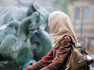 Mujer islámica