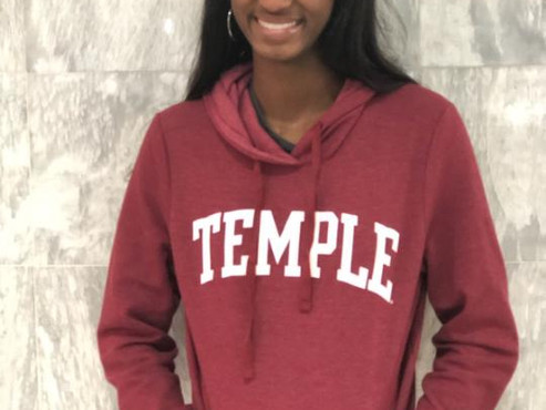 Taylor Davenport Commits to Temple U.