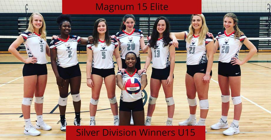 15 Elite Silver Champs Winter Blast