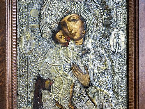 Молебен Феодоровской Божией Матери