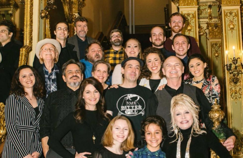 Dolly Parton's Smoky Mountain Christmas Carol