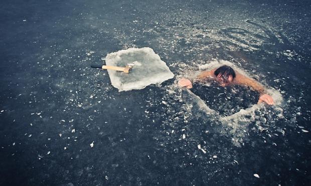Tagesanzeiger Wim Hof Method Eskimo Fitn