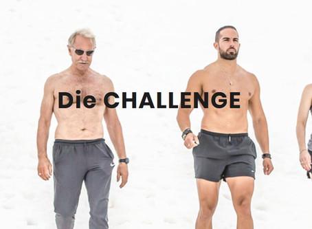 """Eiskalt: Wir machen bei der """"SWISS ICE CHALLENGE"""" mit!"""