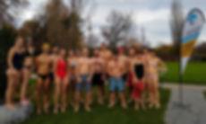 Eskimo Fitness Zurich vor dem Schwimmen.