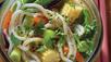 Edamame & Rice Noodle Pot
