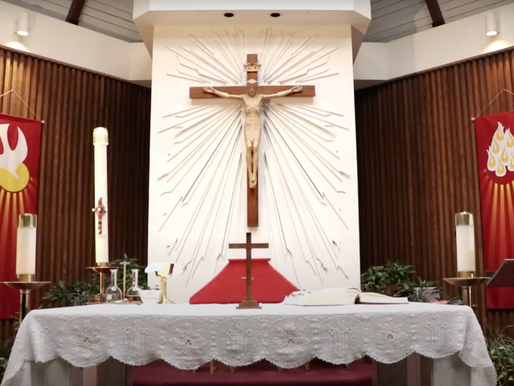 Spirit of Pentecost Video