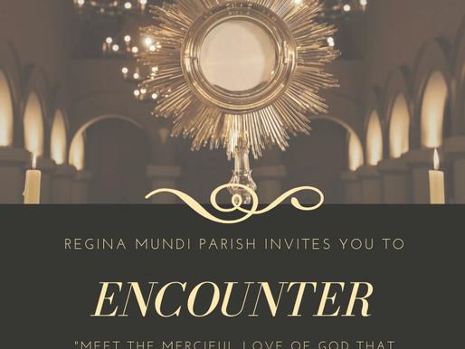 Reflection from Encounter (Mar 14) | Robyn Aguila