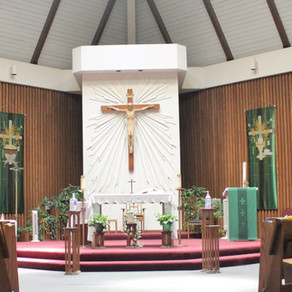 Ordinary Time, the New Normal