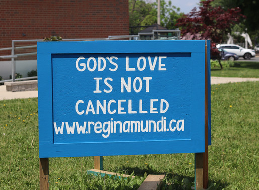 God's Love is Not Cancelled