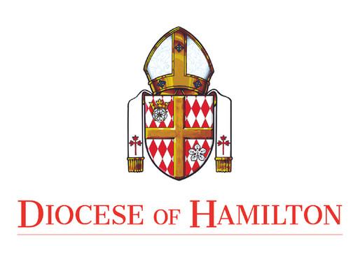 Memorandum - Face Coverings Mandated | Diocese of Hamilton