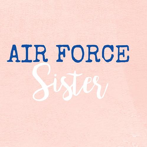 Air Force Sister