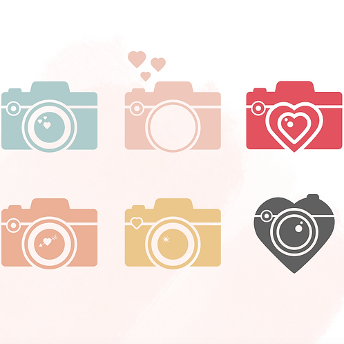 Cute Cameras Photography
