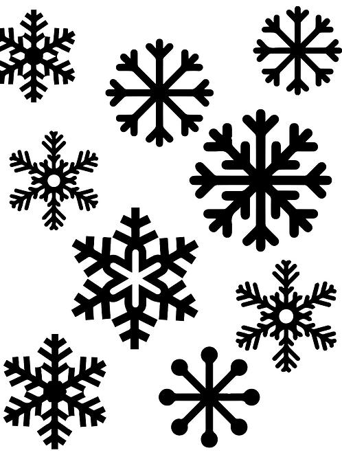 Snow Flake Bundle