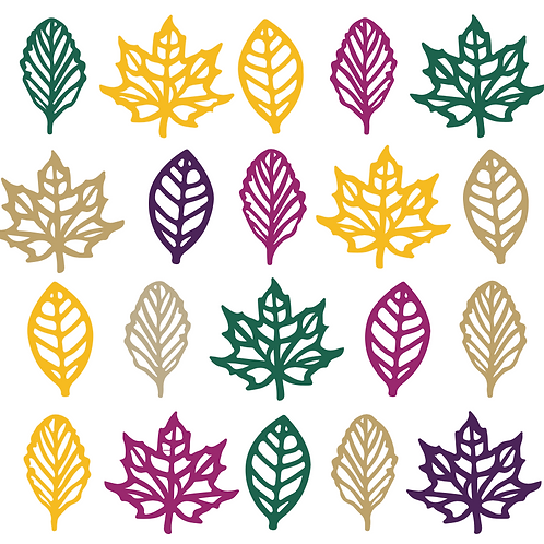 Fall Leaves Bundle