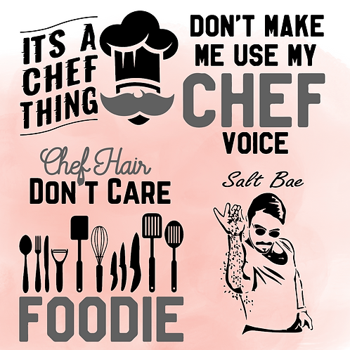 Sassy Chef Bundle