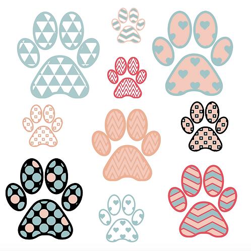 Dog Paw Bundle