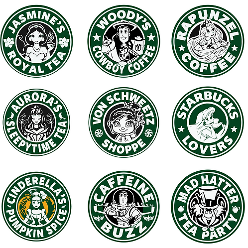 Starbucks Disney Bundle