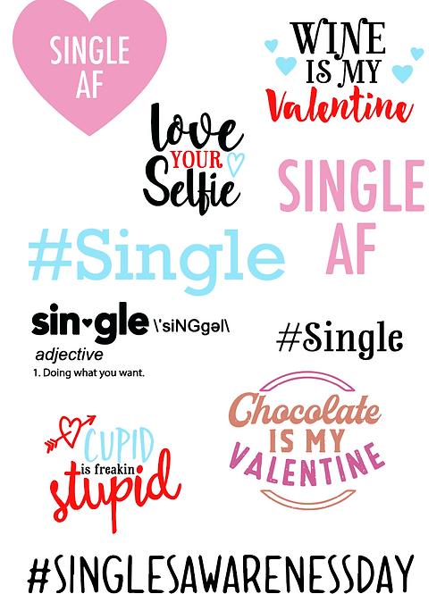 Single Valentines Bundle