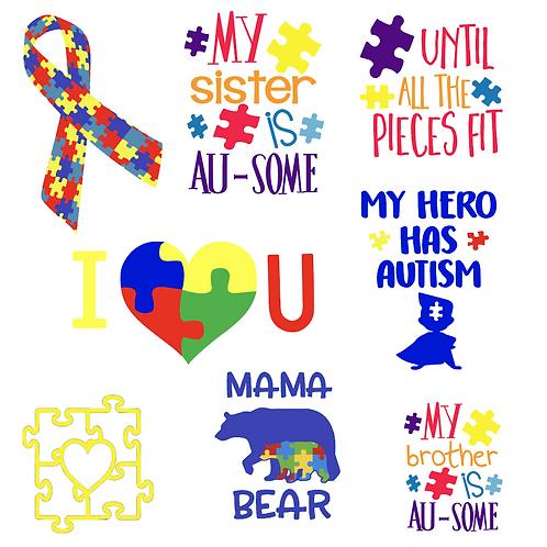 Autism Awareness Bundle