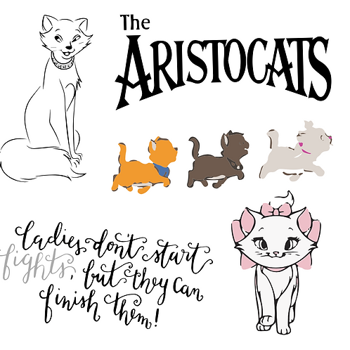 Aristocats Bundle