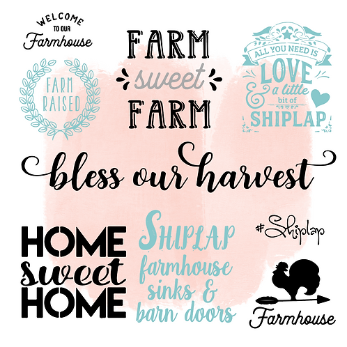 Farmhouse Bundle