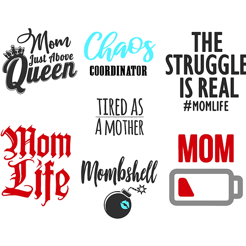 Mom Life bundle