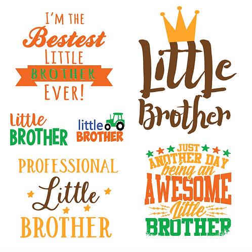 Little Brother Bundle