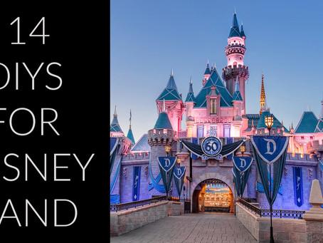 14 DIYS to take to Disneyland