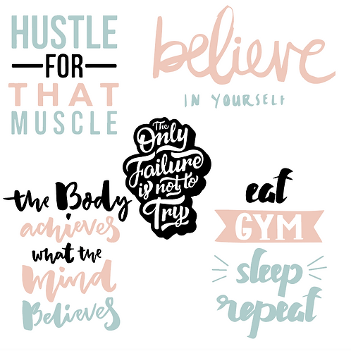 Hustle for That Muscle