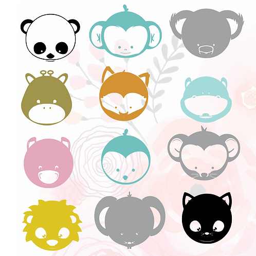 Nursery Animals Bundle