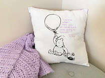 Winnie the Pooh Pillow 1 - Kristin Howel