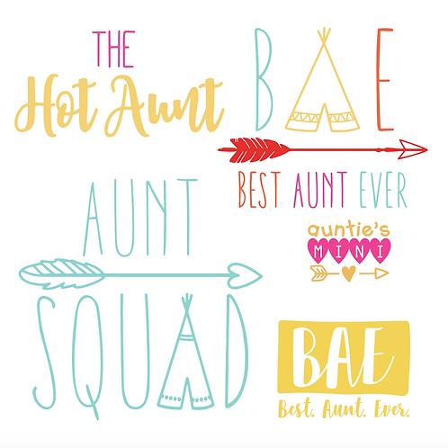 BAE - Best Aunt Ever