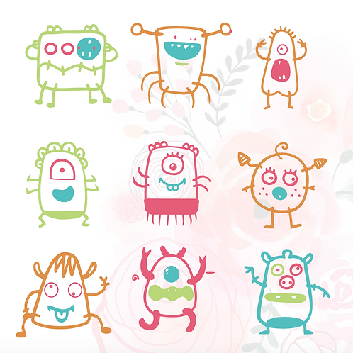 Monsters bundle