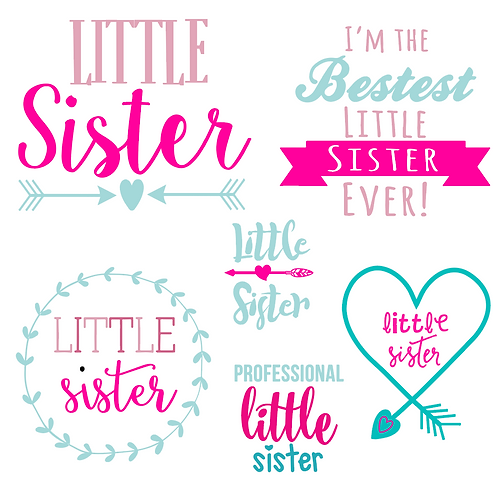 Little Sister Bundle