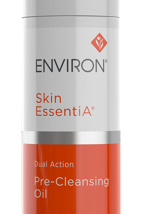 DUAL ACTION PRE - CLEANSING OIL