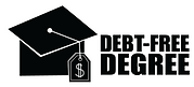 Debt Free Degree Logo