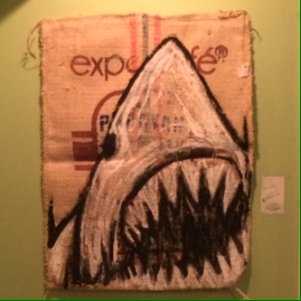 Shark. *SOLD*.