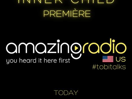 Inner Child exclusive première on Amazing Radio USA