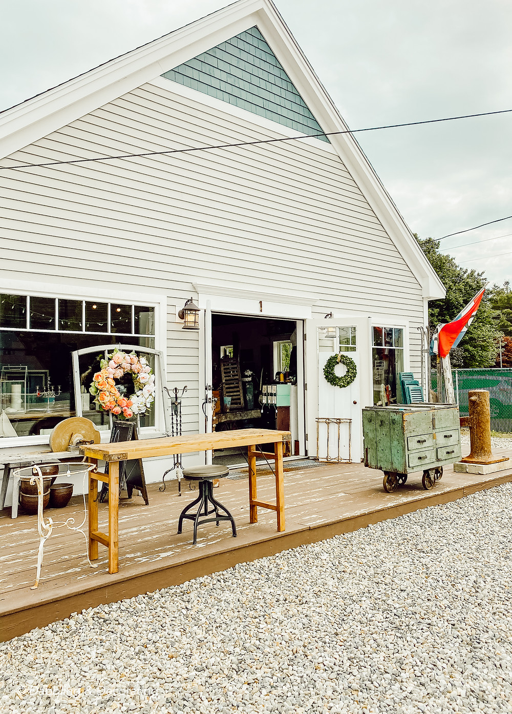 Thrifting for Vintage Treasures in New England
