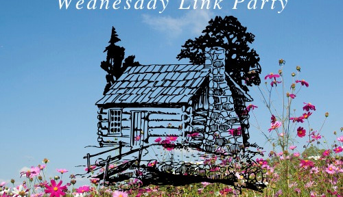 Charming Homes & Gardens Link Party 46