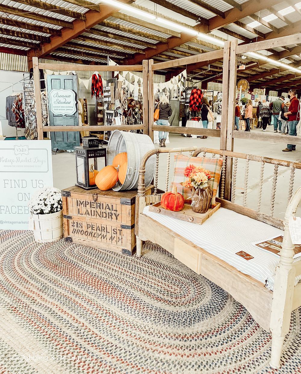 Vintage Market Days Vermont