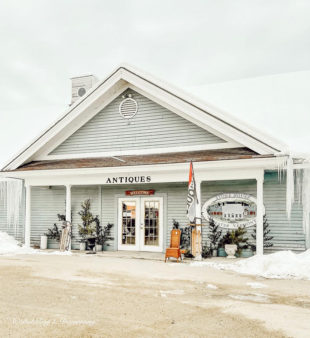 Stone House Antique Center