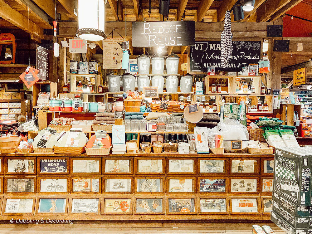 A Fall Visit to the Vermont Country Store
