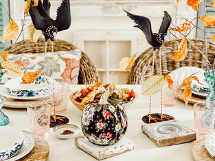 Halloween Decor' with MacKenzie-Childs