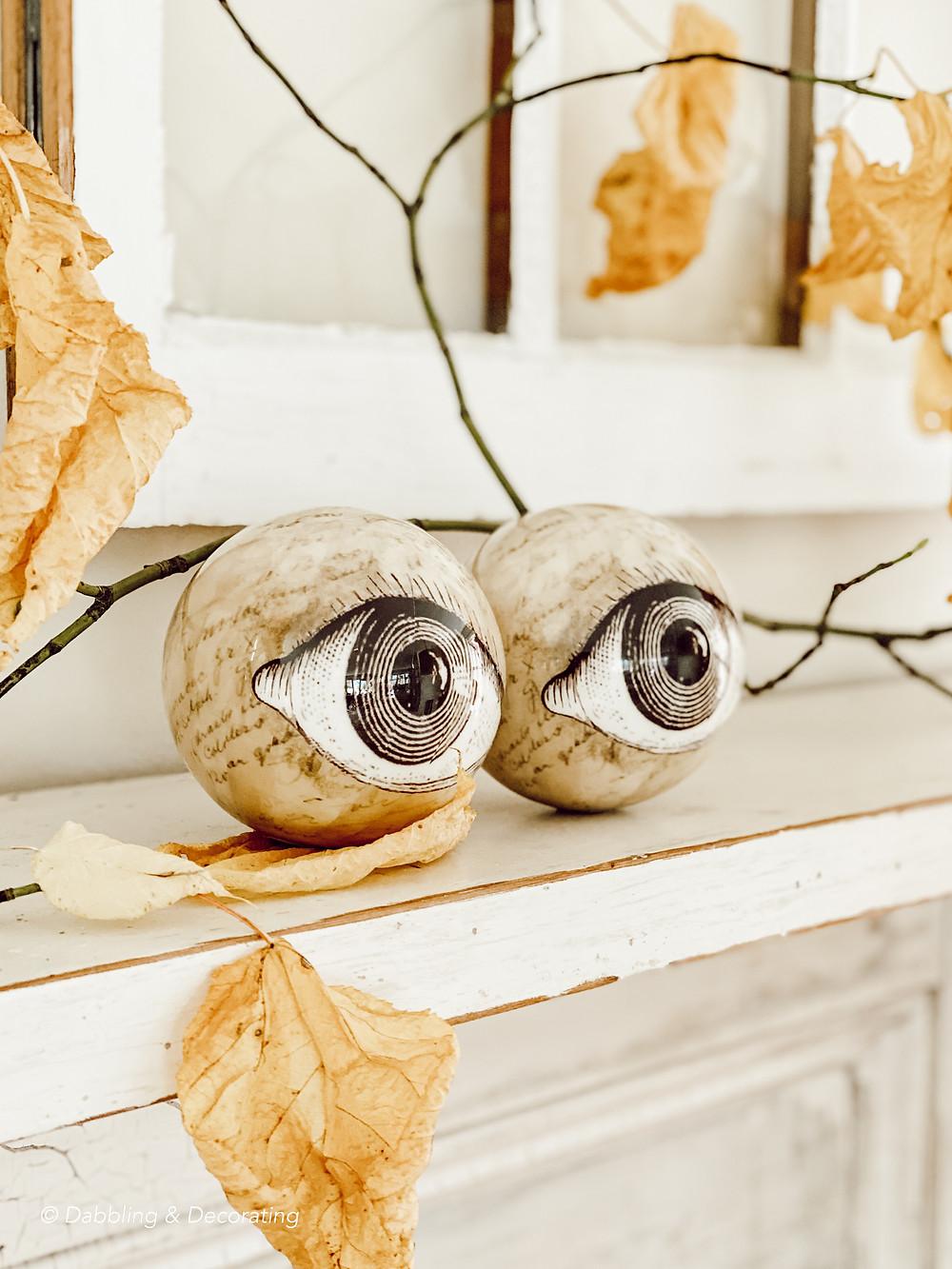 Halloween Decor with MacKenzie-Childs