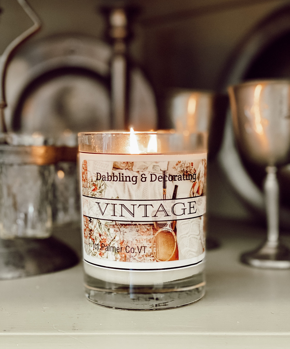 Icy Palmer Co. Summer Scented Vermont Candles