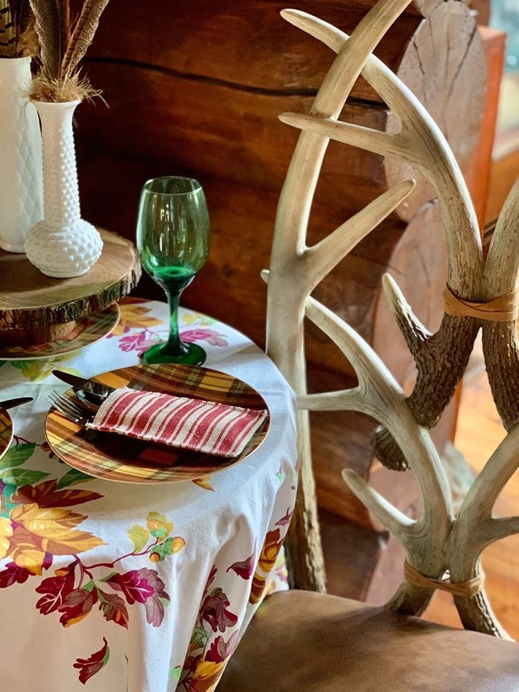 Fall Tablescape Styling