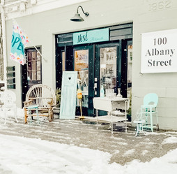 My Favorite Thrifty, Vintage, and Antique Shops from Vermont to Maine